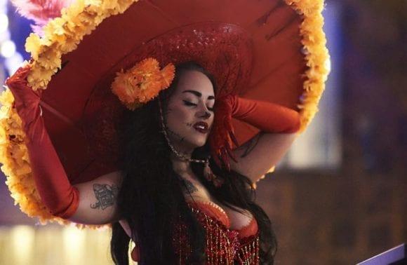 Hire Burlesque Dancer London