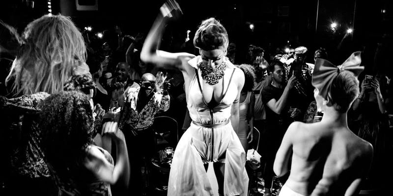 Cabaret At The Curtain