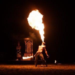 Hire Fire Performer Event Creators