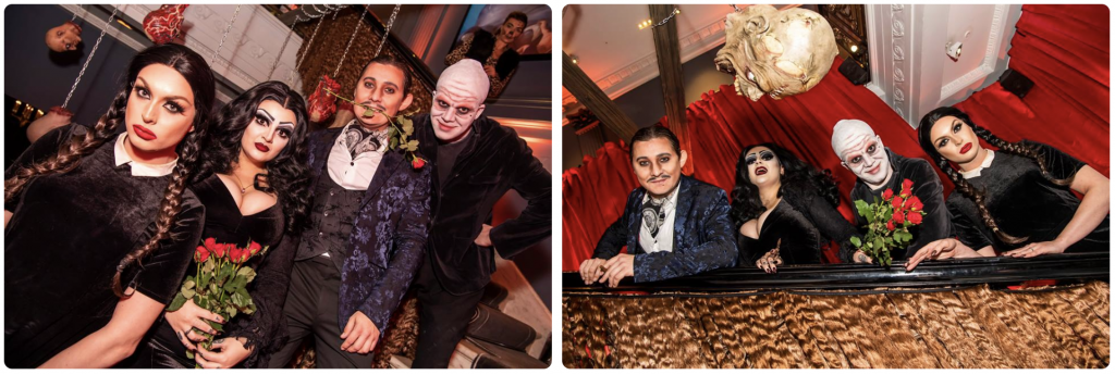 Hire The Addams Family Halloween