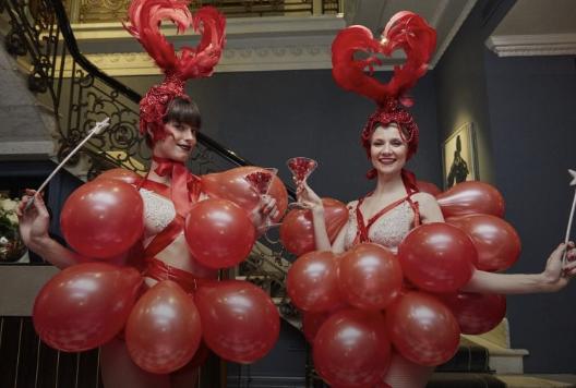 Valentines Event The Arts Club