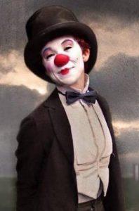 Tap Dancing Clown